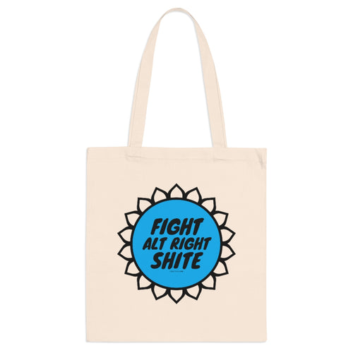 FIGHT Alt Right SHITE Tote Bag