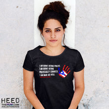 Mayor Carmen Yulín Cruz - Puerto Rico Relief Unisex T-Shirt