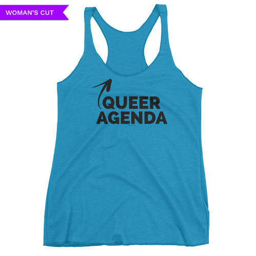 Queer Agenda Women's Cut Tank Top