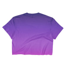 Feminist Gradient Crop Top, Shirts, HEED THE HUM