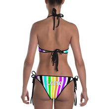 Rainbow LGBTQ Stripes Bikini