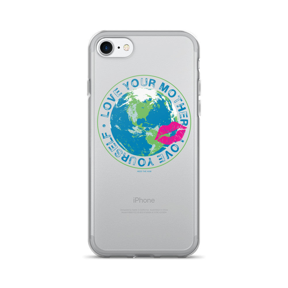 Love Your Mother Love Yourself iPhone 7/7 Plus Case