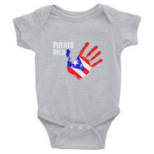 Puerto Rico Relief Infant Bodysuit Onesie, Infant, HEED THE HUM
