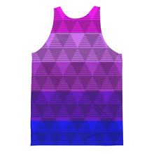 Trans Pride Flag Tank Top