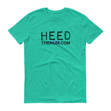 HEED THE HUM Logo T-shirt, Shirt, HEED THE HUM