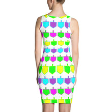 Dreidel Party Cut & Sew Chanukah Dress, Dress, HEED THE HUM