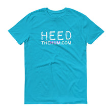 HEED THE HUM Logo Short Sleeve T-shirt, Shirt, HEED THE HUM