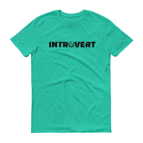 Introvert Unisex T-shirt, Shirts, HEED THE HUM