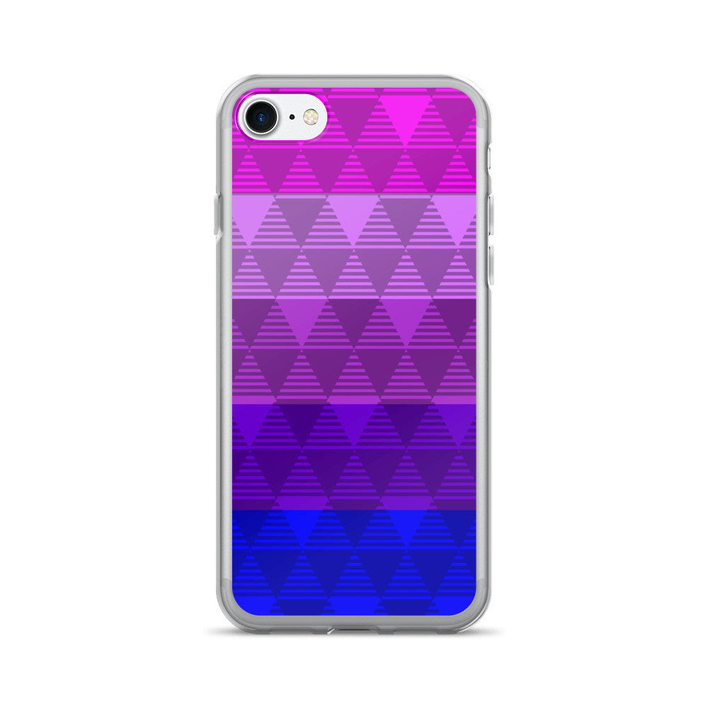 Trans Flag Pride iPhone 7/7 Plus Case