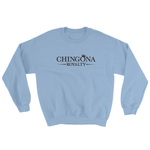 Chingona Royalty Unisex Crew Neck Sweatshirt, Sweatshirt, HEED THE HUM