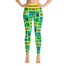 Vulnerability Compression Yoga Leggings
