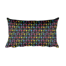 Martini Pride Party Rectangular Pillow, Pillow, HEED THE HUM