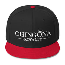 Chingona Royalty Wool Blend Snapback Hat, Hats, HEED THE HUM