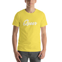 Queer Pride Short-Sleeve Unisex T-Shirt - LGBTQ, Shirts, HEED THE HUM