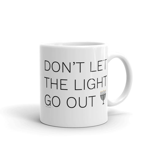Don't Let the Light Go Out Mug, Mug, HEED THE HUM