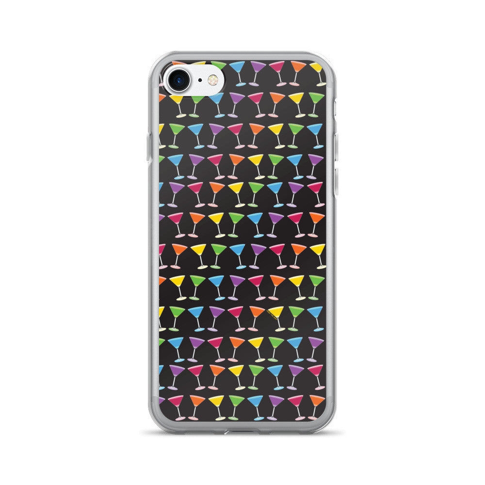 Martini Pride Party iPhone 7/7 Plus Case