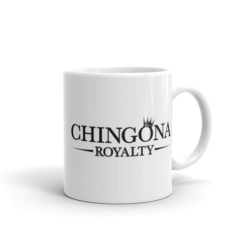 Chingona Royalty Mug Jarra, Mug, HEED THE HUM