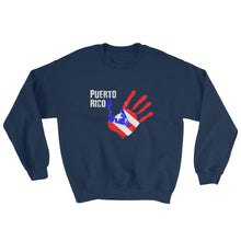 Puerto Rico Relief Unisex Crewneck Sweatshirt, Shirt, HEED THE HUM