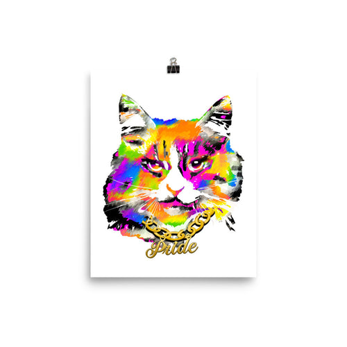 Pussy Pride Poster