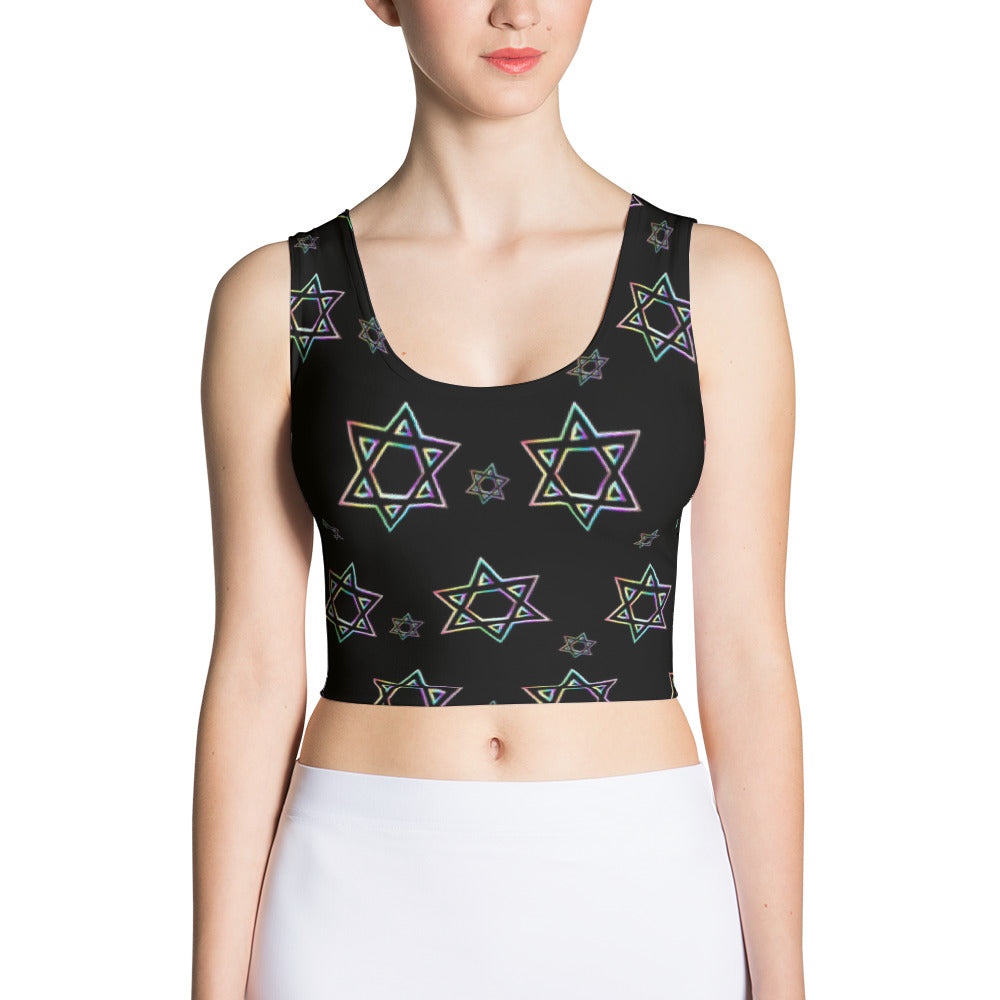 Things Will Be Better - YIHYEH TOV Crop Top fitted Crop Top, Shirt, HEED THE HUM