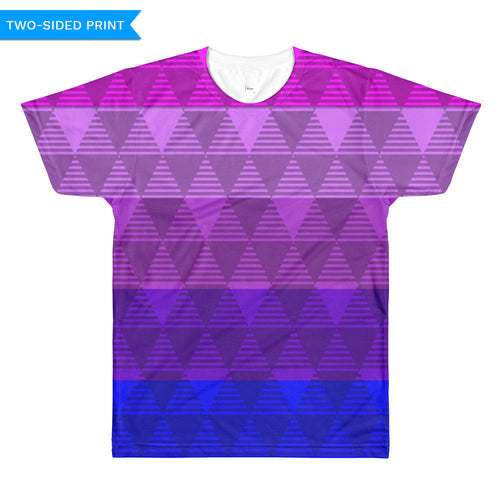 Trans Flag Unisex T-shirt, Shirts, HEED THE HUM