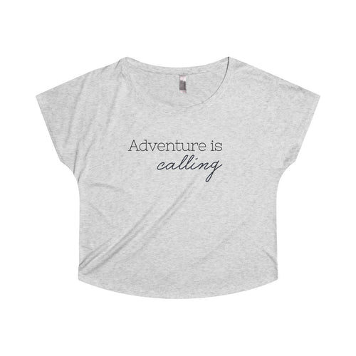 Adventure is Calling Dolman Tee
