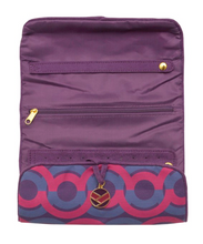 Berry Jewelry Rolled Travel Organizer | numinous.co