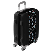Pineapple Punk Carry On Spinner Suitcase | numinous.co