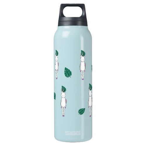 Unicorn Palm Sigg Insulated Bottle | numinous.co