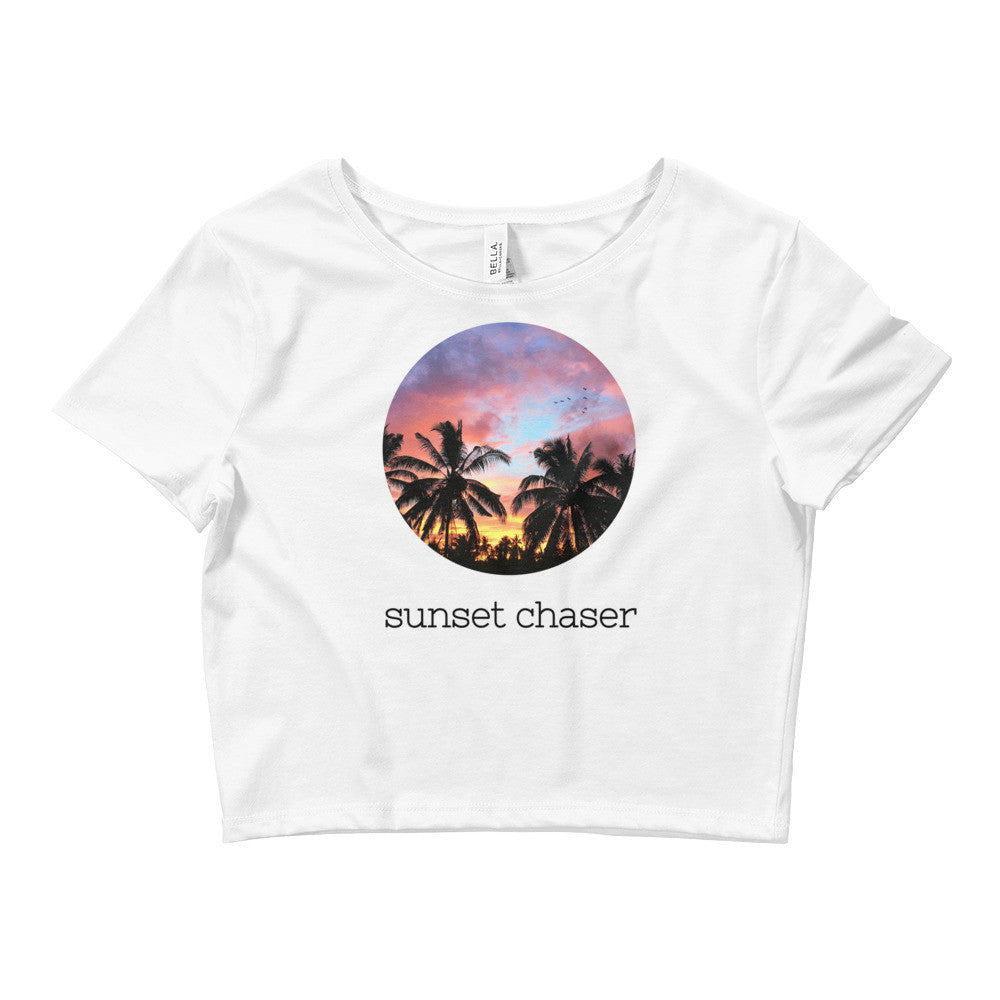 Sunset Chaser Crop Top | numinous.co