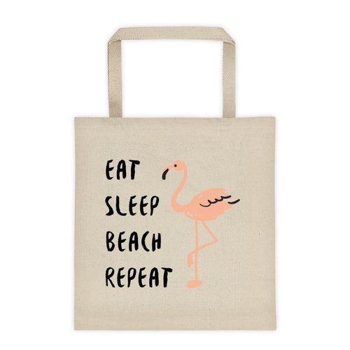 Eat Sleep Beach Repeat Tote | numinous.co
