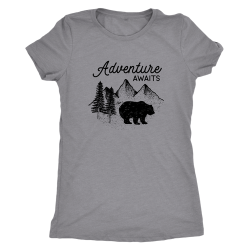 Adventure Awaits T-Shirt | numinous.co