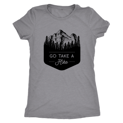 Go Take a Hike T-Shirt | numinous.co