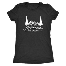 The Mountains are Calling T-Shirt | numinous.co