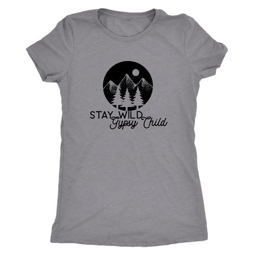 Stay Wild Gypsy Child T-Shirt