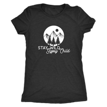 Stay Wild Gypsy Child T-Shirt | numinous.co