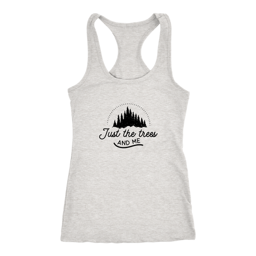 Just the Trees and Me Tank Top | numinous.co