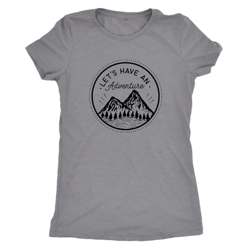 Let's Have an Adventure T-Shirt | numinous.co