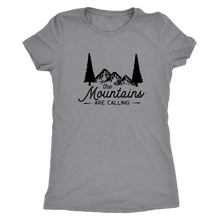 The Mountains are Calling | numinous.co