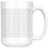 UPLOAD YOUR PHOTO - PERSONALIZED 15OZ MUG