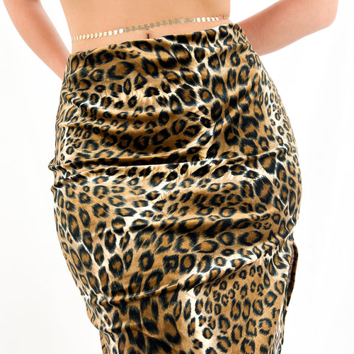 Genuine Leather Black Knee High Round Toe Boots [8]