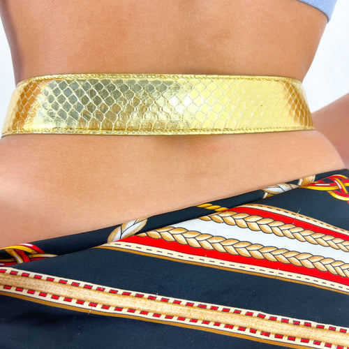 Vintage Purple Skirt Suit [L]