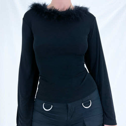 Green + Yellow Iridescent Strappy Kitten Toe Heels [8]