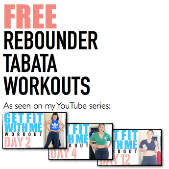 FREE Rebounder Workouts