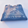 FUJIYAMA - INDIGO BLUE SWEATSHIRT -  - Japan Travel Planet
