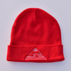FUJIYAMA - RED BEANIE -  - Japan Travel Planet