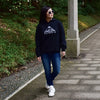 FUJIYAMA - BLACK HOODIE - Japan Travel Planet