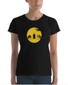 PAGODA 五重塔 - WOMEN'S - BLACK TEE - Japan Travel Planet