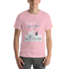 CATCH THE SAKURA WAVE - SAMURAI - UNISEX TEE - Japan Travel Planet