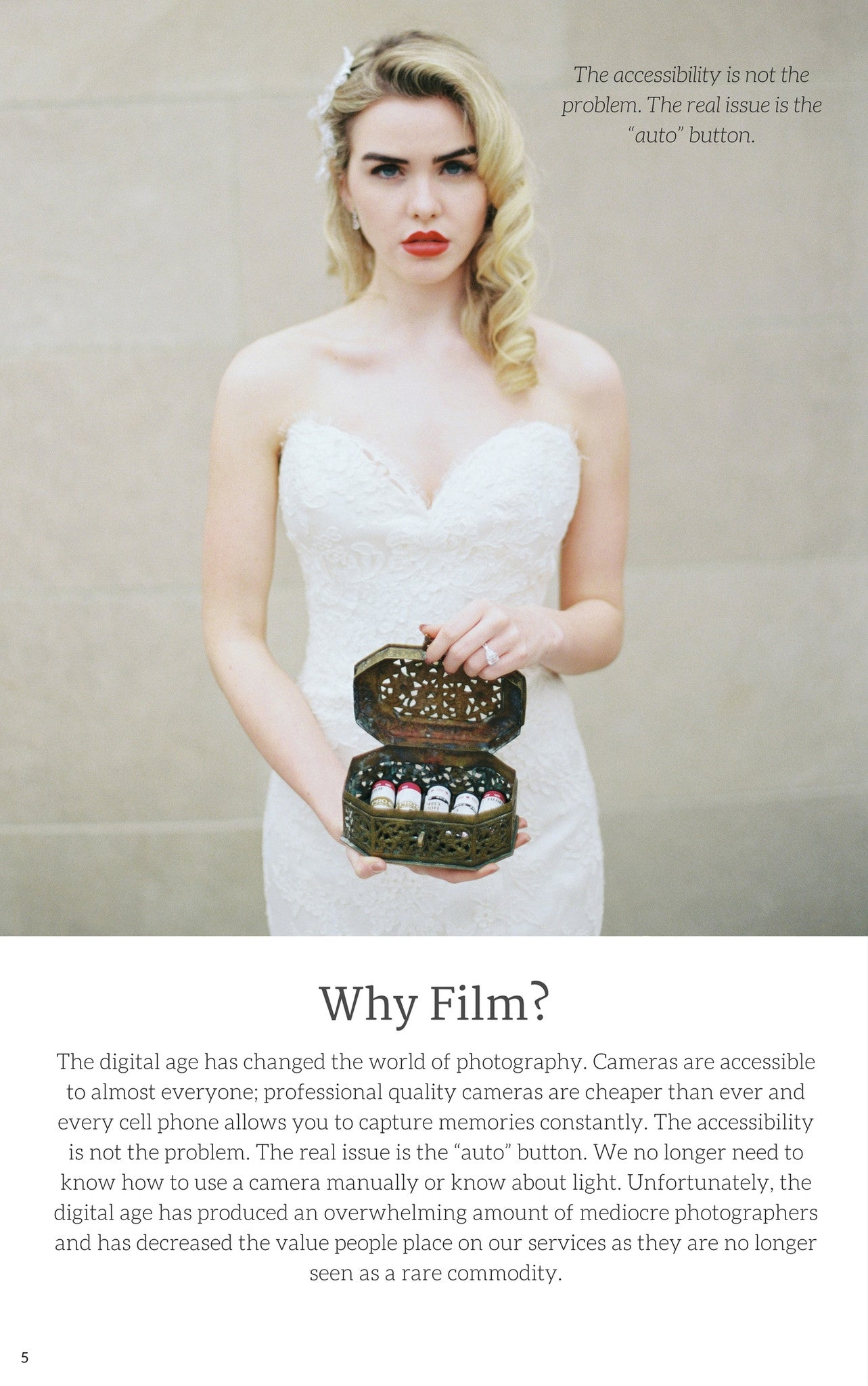 Mini Guide: Introductory Guide to Film Photography (free with newsletter subscription)